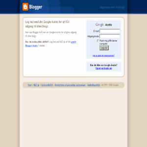 Blogger: Create your Blog Now | FREE