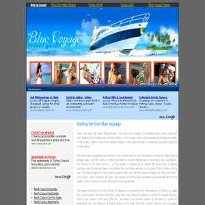 Blue Voyage Travel Guide