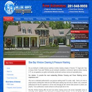 Window Cleaning - Cleaning Services