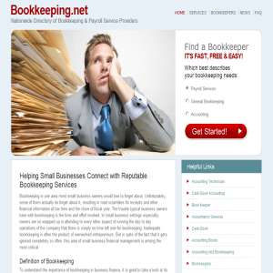 Bookkeeping Programs