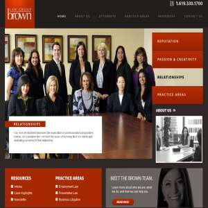 Brown Law Group