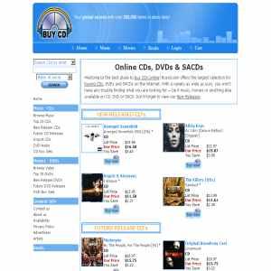 Buy cheap discount cds online