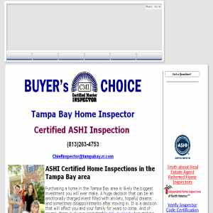 Buyers Choice Home Inspection, Llc