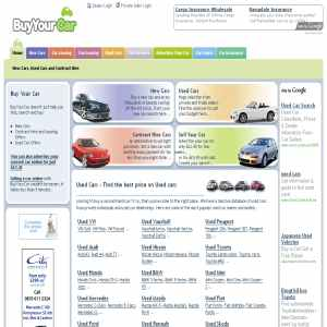 New Cars, Used Cars & Contract Hire