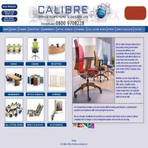 Calibre Office Furniture & Design Ltd