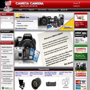 Cameta Camera - Digital Camera Store