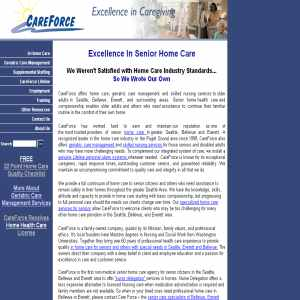 Senior Care Management in Seattle, Bellevue & Everett