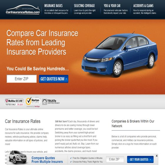 Car Insurance Rates In Seattle Wa December 2017