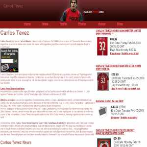 Carlos Tevez | Soccer