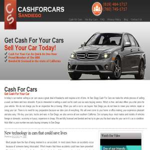 Trade in Car San Diego