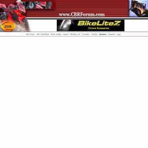Honda CBR Forum