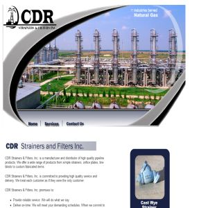 Basket Strainer | CDR Strainers & Filters
