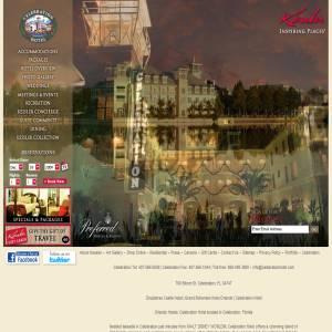 Orlando Hotels: Celebration Hotel