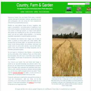 Country, Farm and Garden Photo Library