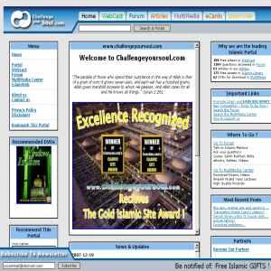 ChallengeYourSoul - Islamic Portal