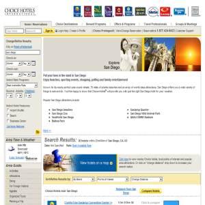 San Diego Hotels - Choice Hotels