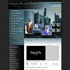 Cirignani Law Firm - Chicago Medical Malpractice Attorney