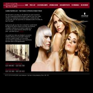 Hairdressers London