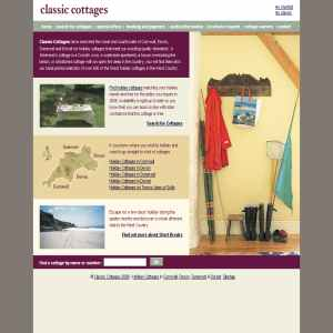 Cornish Holiday Cottages UK