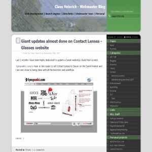 Webmaster Blog