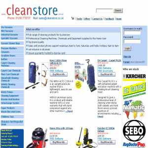 Cleanstore