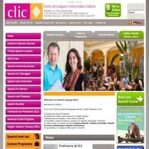 Learn Spanish - clic.es
