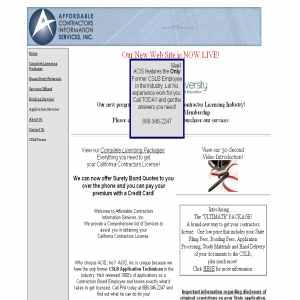 Contractors Licensing Service