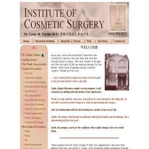 Cosmetic Surgery Canada