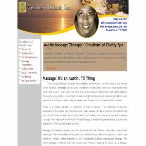 Austin Massage Therapy | Austin Texas