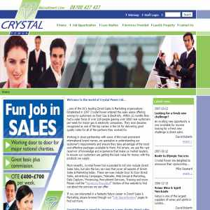 Direct sales jobs in UK companies
