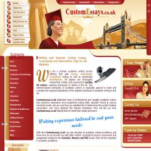 Uk custom essay
