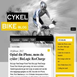 Cykler - Cykel og Bike