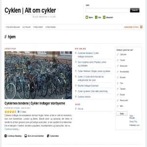Cyklen | Alt om cykler