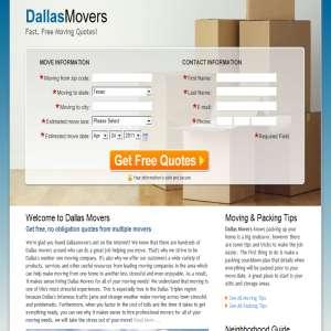 North Dallas Moving Companies