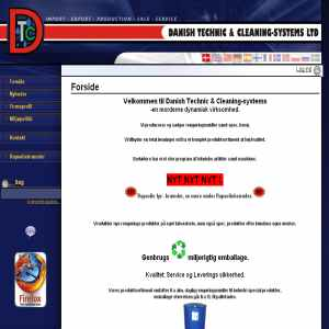 Danish Technic & Cleaning-systems Ltd