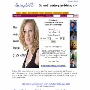 Online Dating � Datingsas.com