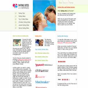 Dating Sites & Dating Services