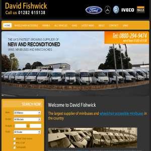 David Fishwick - Used Minibus