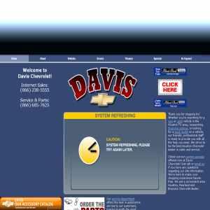 Houston Chevy Dealer Davis Chevrolet