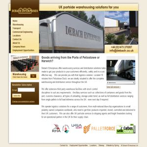 Debach Warehousing & Distribution