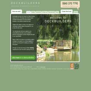 Timber Decking - UK