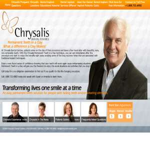 Chrysalis Dental Implants