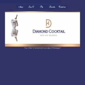 Antwerp Diamond Cocktail