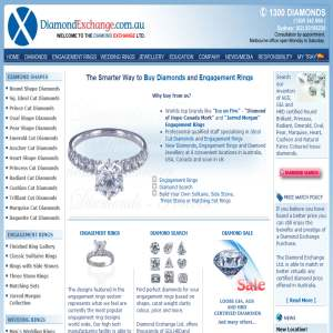 Engagement Rings & Wedding Rings - Diamond Exchange