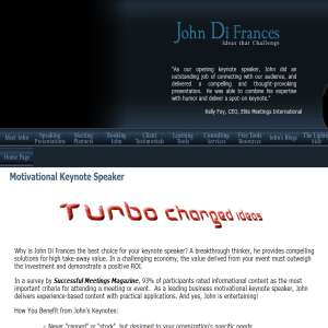Keynote Motivational Speaker- Business Innovation Speakers
