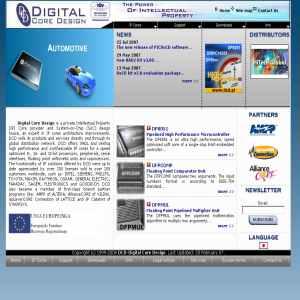 DCD - microcontroller, 80C51