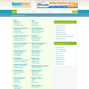 Largest SEO Friendly Directory List