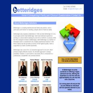 Betteridges Family Solicitors: Grounds for Divorce