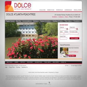 Atlanta Hotels: Dolce Atlanta Peachtree City