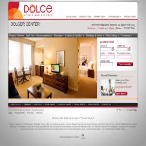 Bethesda Hotels: Bolger Center